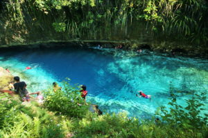 HINATUAN RIVER IN SURIGAO DEL SUR