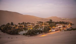 HUACACHINA IN LIMA, PERU