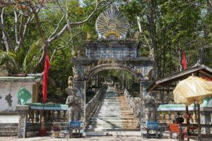 PHNOM SANTUK IN KAMPONG THOM, CAMBODIA