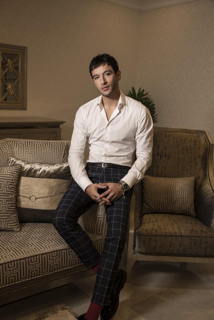 Maruf Azimov - Mr Dubai