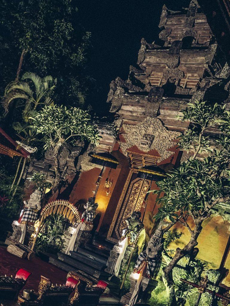Ubud Bali Royal Palace