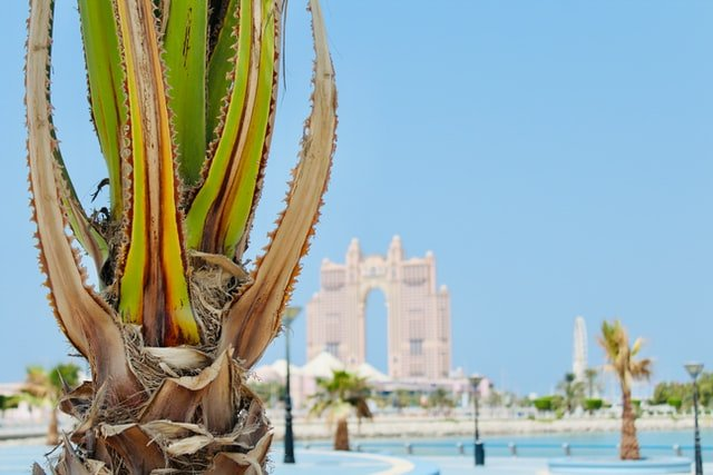 Entry to Abu Dhabi