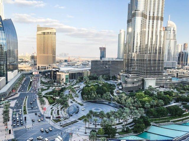UAE Residents Outside