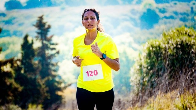 Ajman half marathon