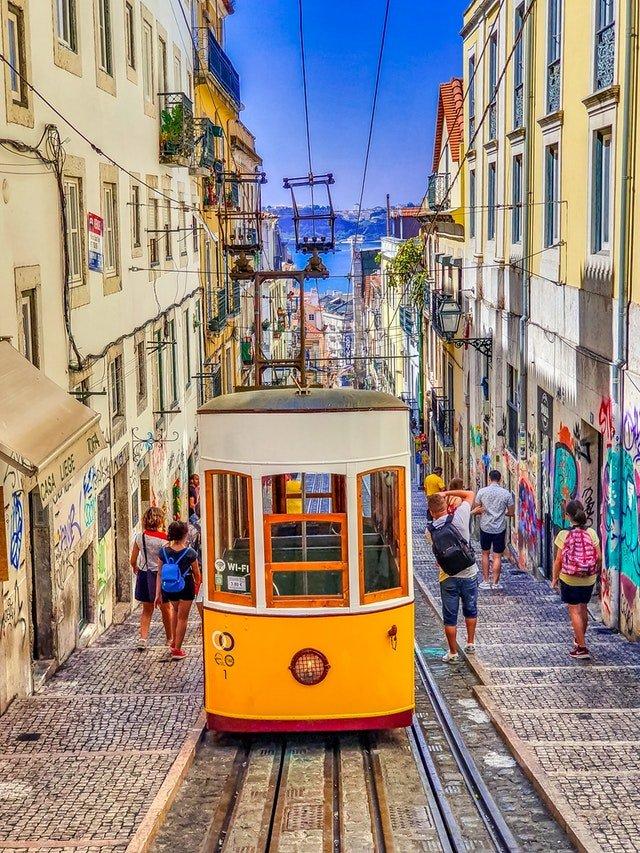 Lisbon and Kuwait City