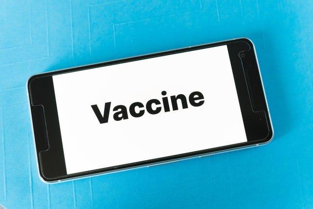 vaccinated volunteers