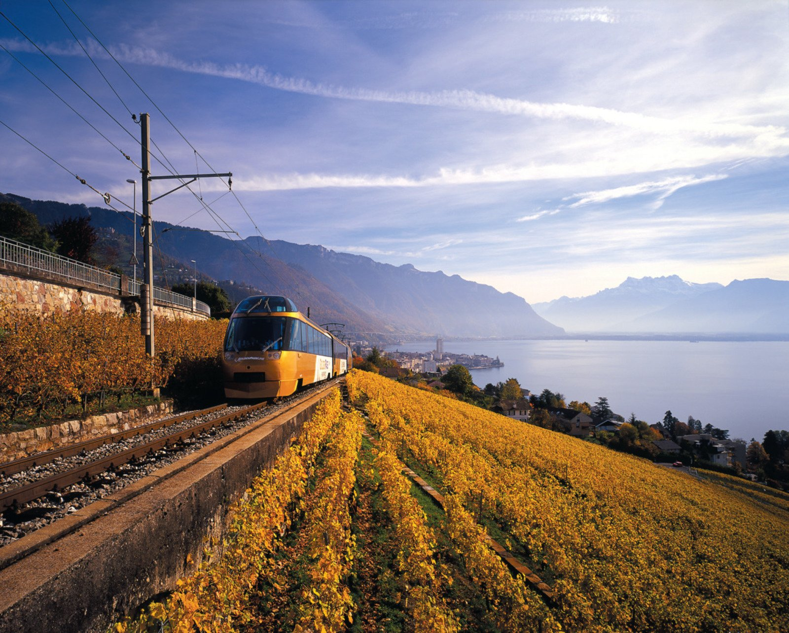 Train Golden Pass Panoramic -Photo Courtesy - GoldenPass Services