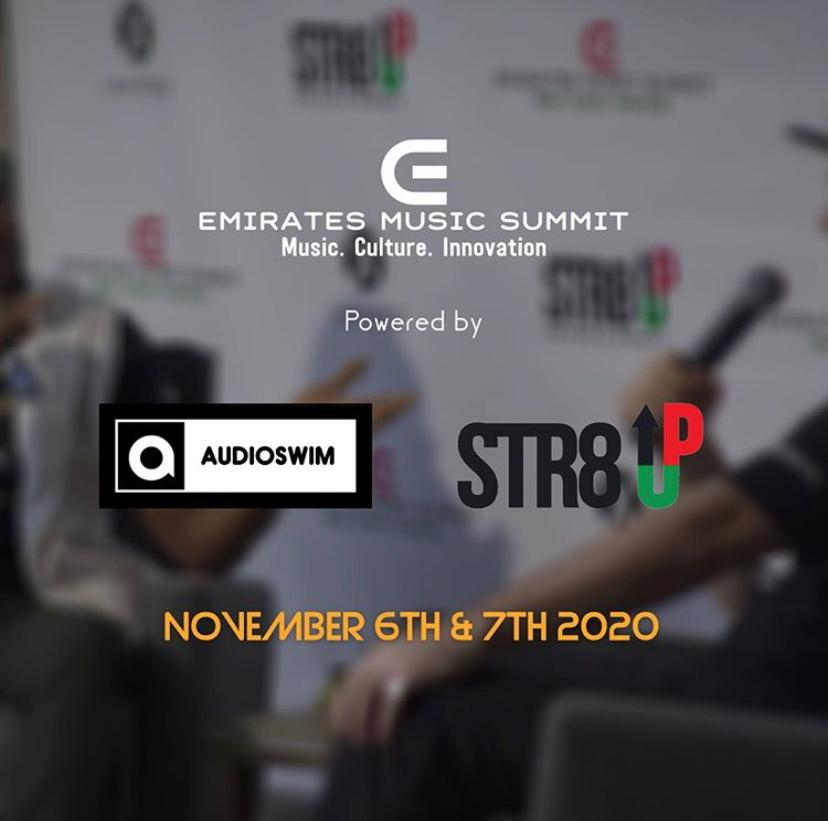 Emirates Music Summit Break out DXB