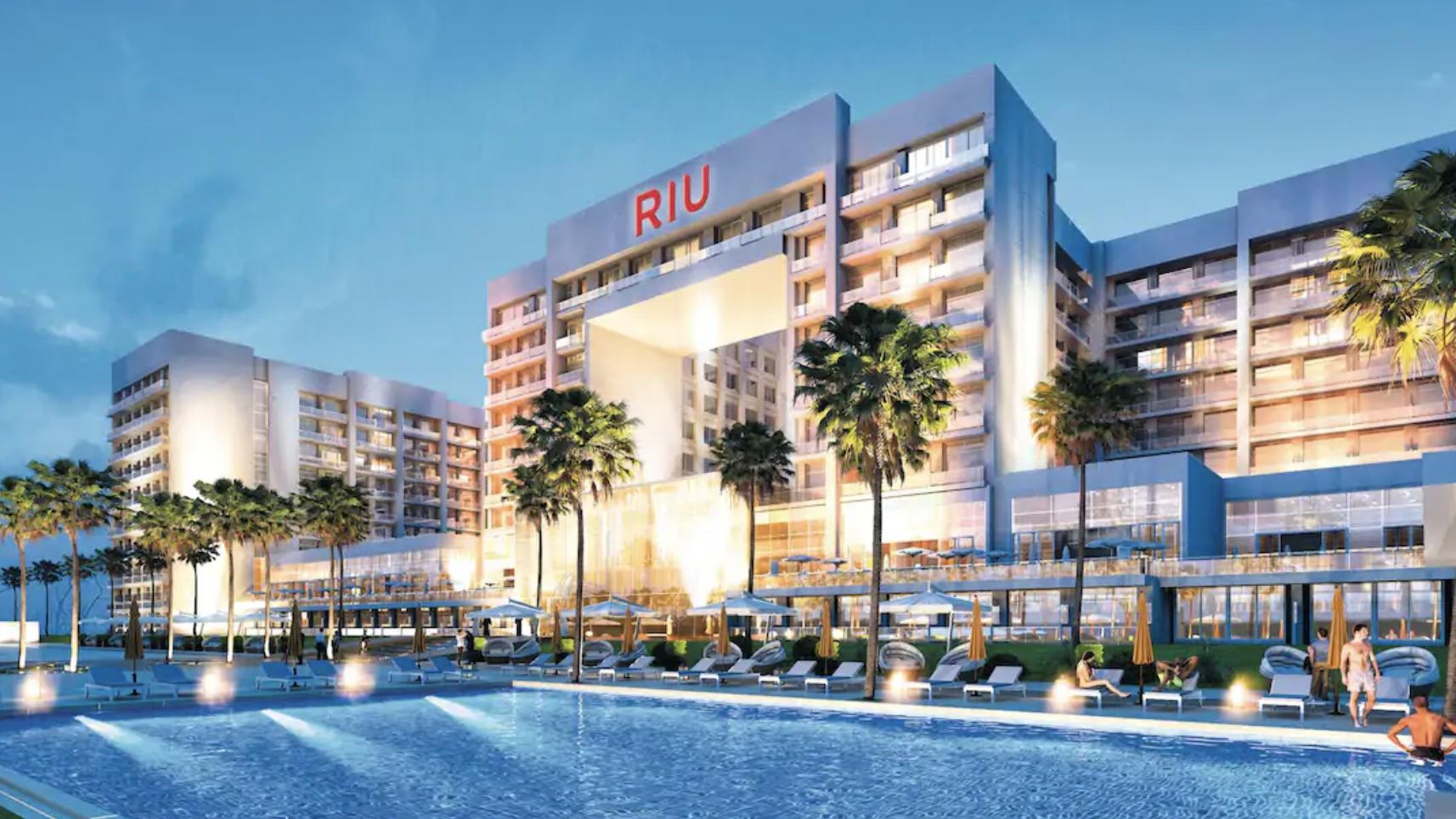 Riu Dubai
