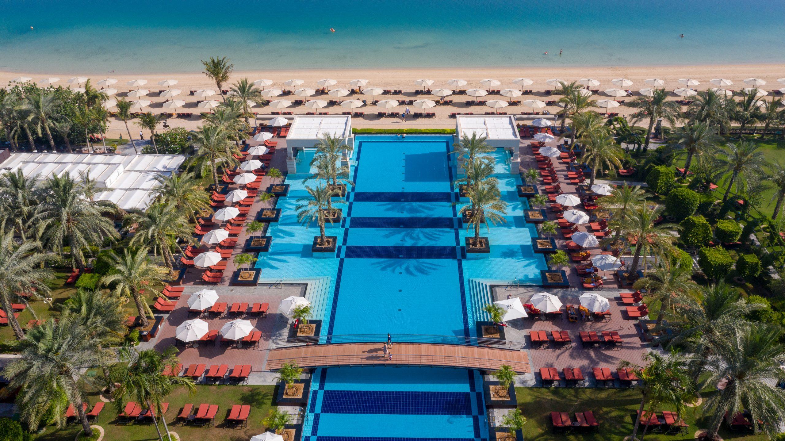Jumeirah Zabeel Saray offer