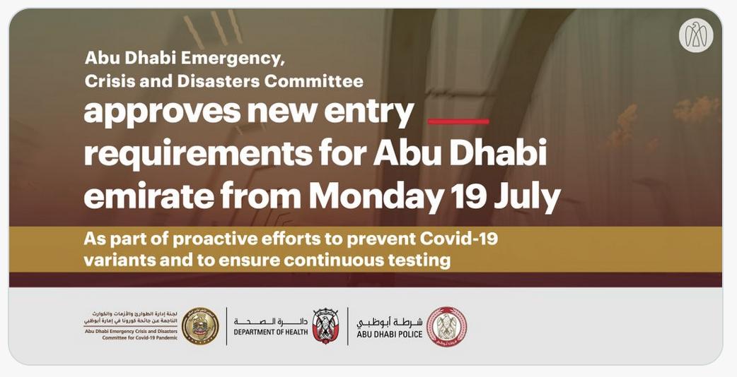 enter Abu Dhabi