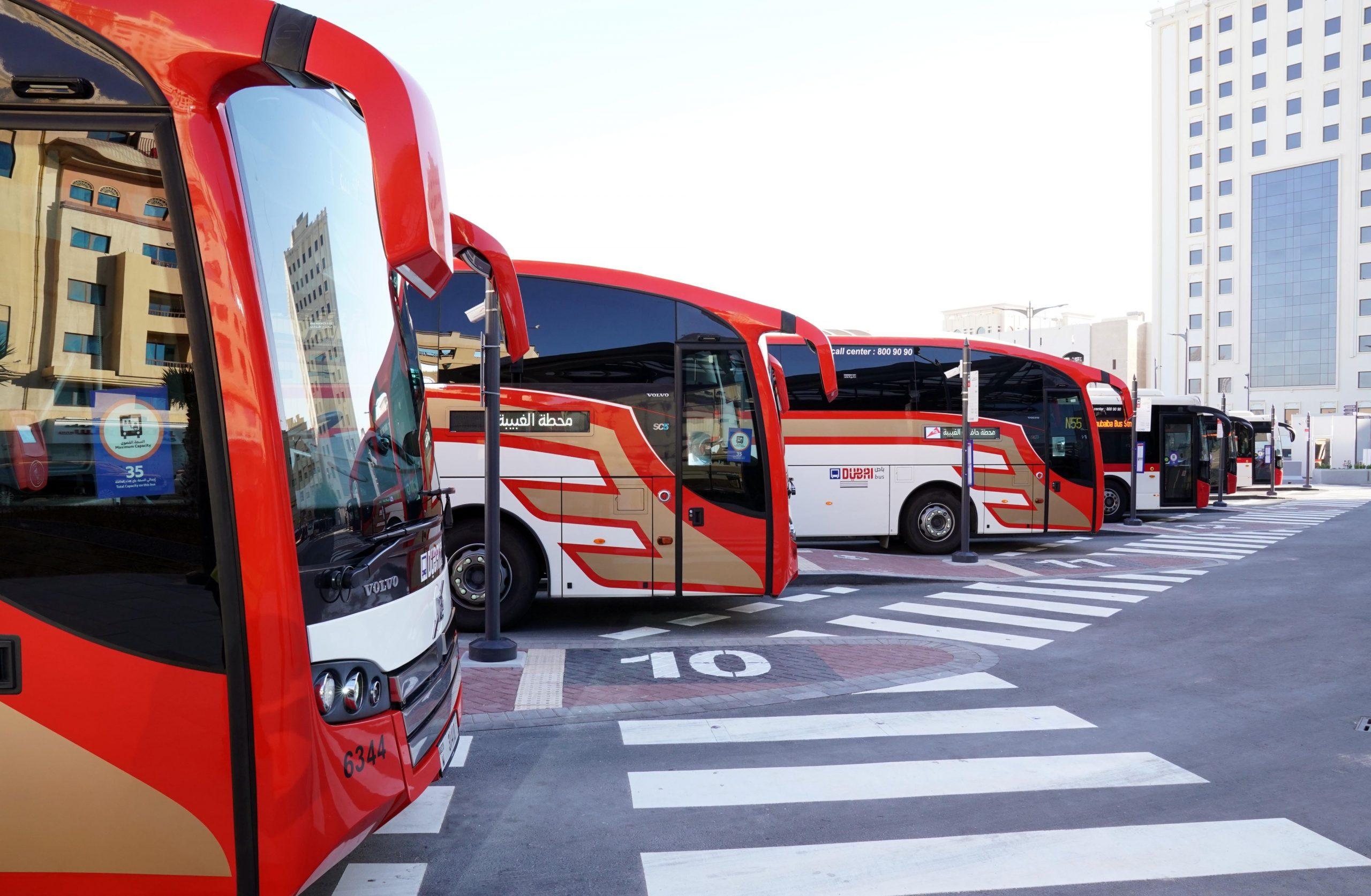 Abu Dhabi Dubai Bus